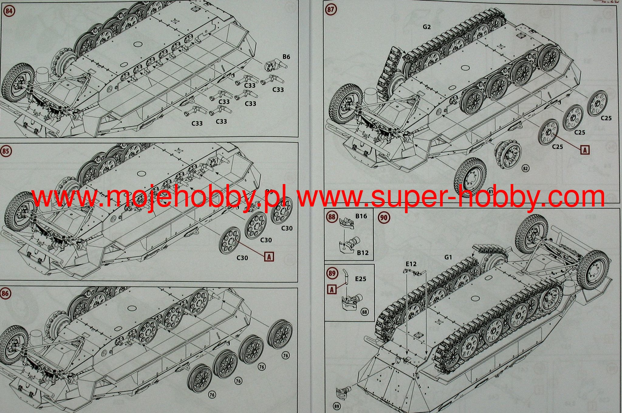 sd kfz 251 1 ausf a icm 35101 3-Way Switch Wiring Diagram Icm 251