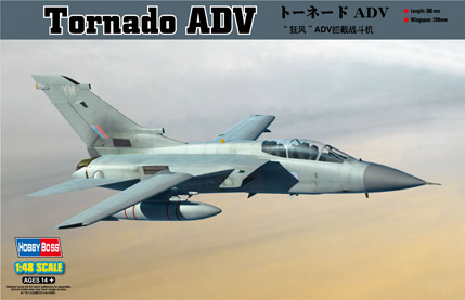 Long-range fighter PANAVIA Tornado ADV - Image 1