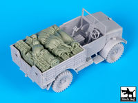 Bedford MWD accessories set for Airfix