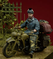 HG Division Officer Motorcycle Rider - Image 1