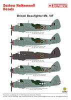 Beaufighter MK VI F