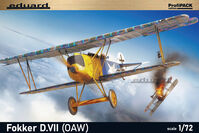 Fokker D.VII (OAW) ProfiPACK edition