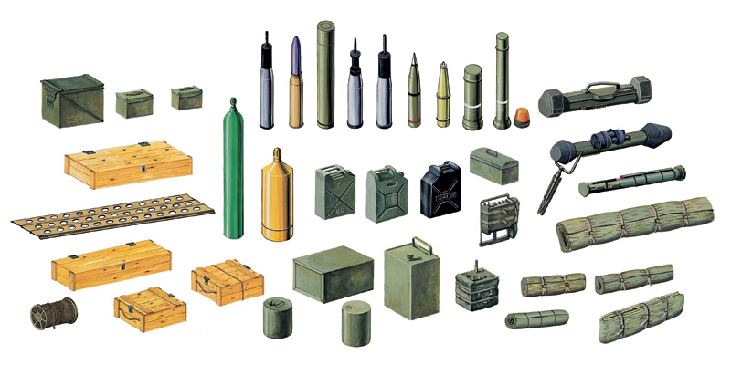 Modern Battle Accessories - Image 1