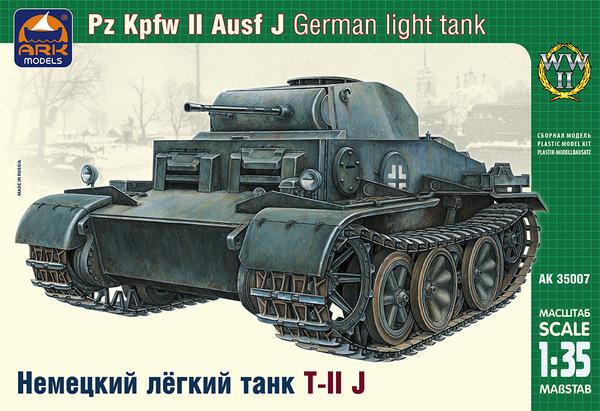 Pz ii ausf j купить в танках об 260