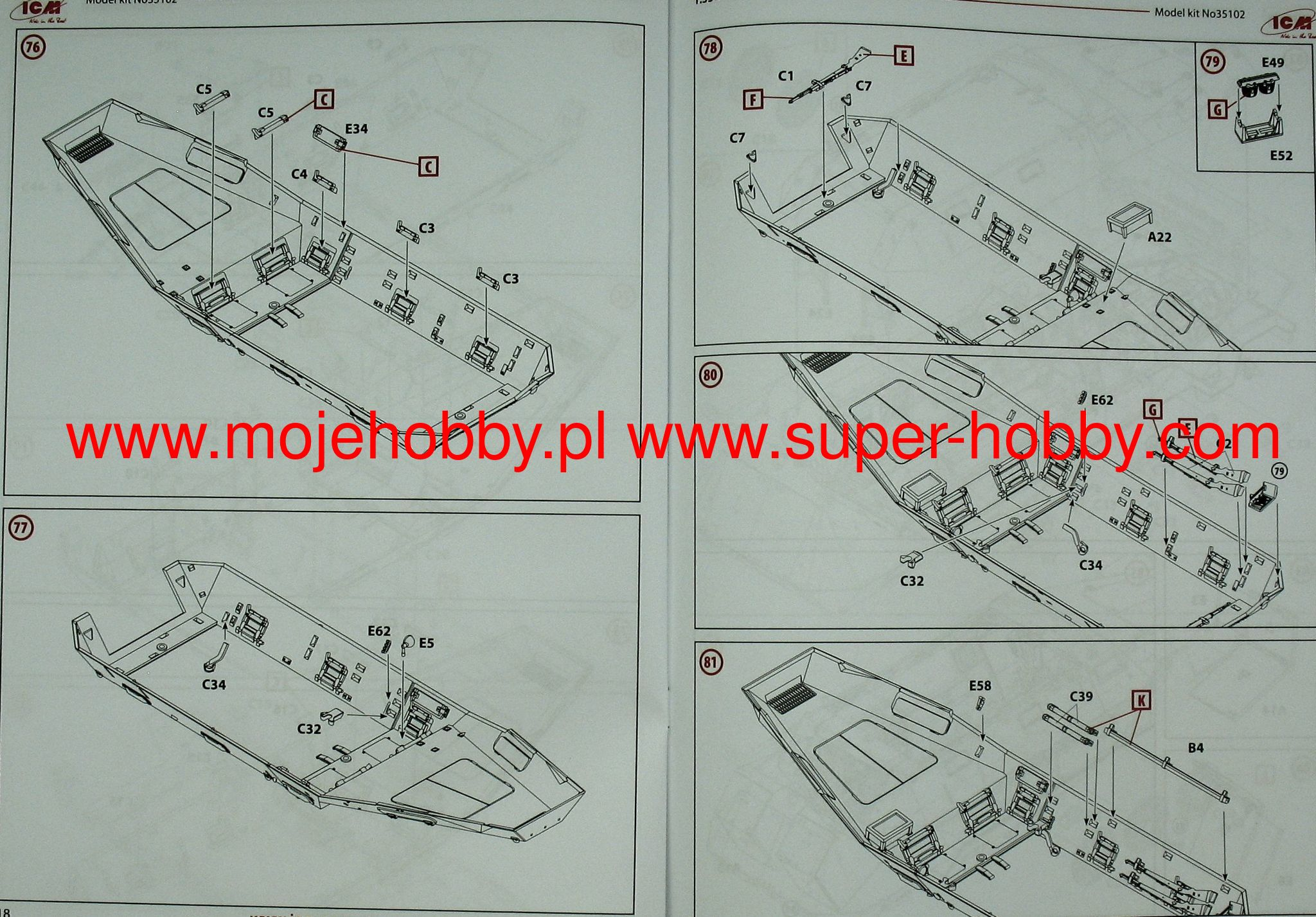 Icm 251 Wiring Diagram Archive Of Automotive German Symbols On Diagrams Sd Kfz 6 Ausf A Wwii Armoured Command Vehicle 35102 Rh Super Hobby