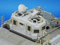 IDF PUMA Batash Dog House set