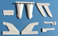 Swift F. Mk.7 conversion set For Airfix - Image 1