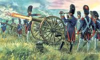 French Imperial Guard Artillery — Napoleonic Wars
