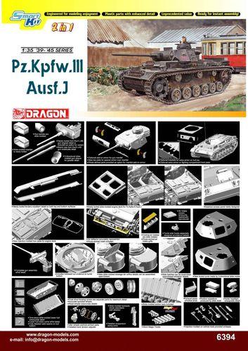 Pz.Kpfw.III Ausf.J - Dragon 1002_rn