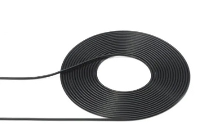 Cable Outer Diameter 0.65mm/Black - Image 1
