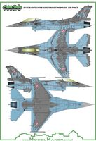 MD72138 Polish F-16C RAVEN 100th Anniversary of Polish Air Force - masks set