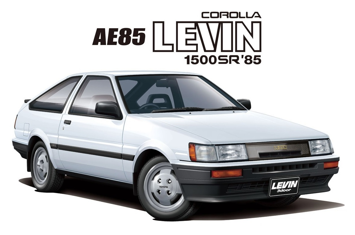 Kelebihan Toyota Corolla Levin Tangguh