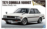 TE71 Corrola 1600 GT Sedan early ver. - Image 1