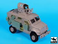4X4 MRAP accessories set for Kinetic - Image 1