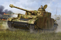 German Pzkpfw IV Ausf.H Medium Tank - Image 1