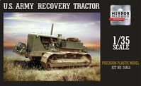 U.S. Army Recovery Tractor