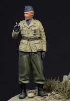 German Fallschirmjager Officer