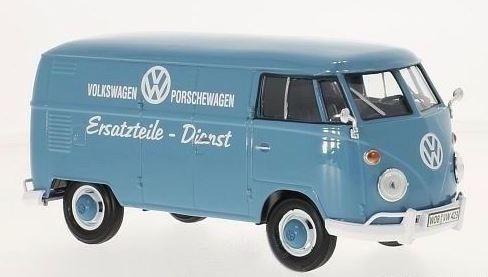 volkswagen t1 ersatzteile dienst box wagon die cast. Black Bedroom Furniture Sets. Home Design Ideas
