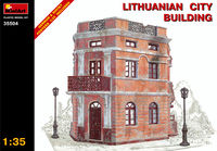 Ruined Lithuanian City Building - Image 1