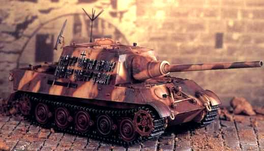 JAGDTIGER, LATE PRODUCTION - Image 1