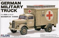 AFV Truck Box Type Rescue Vehicle