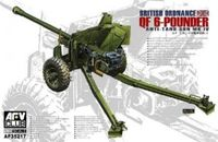 QF Mk.IV 6-Pdr British Anti-tank Gun (Late version) - Image 1