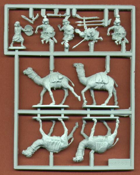 Hat 1:72-8208 Hadendowa Camelry
