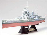 British Battleship Prince of Wales