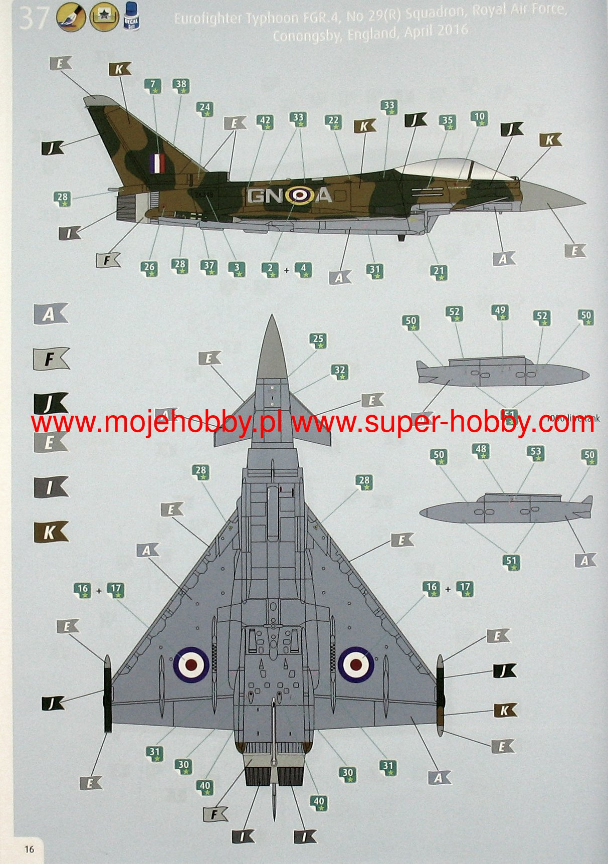 Eurofighter Typhoon R
