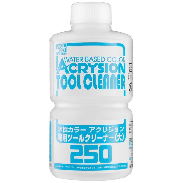 Acrysion Tool Cleaner (250ml) - Image 1