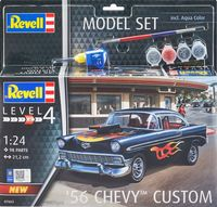 56 Chevy Custom Model Set - Image 1