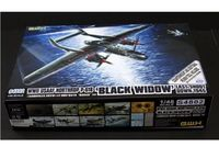 Northrop P-61B Black Widow Last Shoot Down 1945