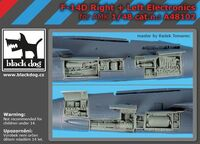 F-14D Right + Left Electronics for AMK