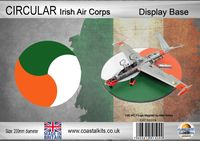 Circular Display Base Irish Air Corps 200mm