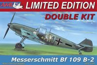 Messerschmitt Bf 109 B-2 Double Kit - Image 1