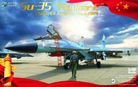 SU-35 Flanker-E China PLA AirForce Since 1949
