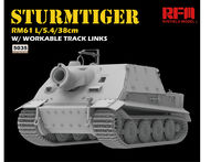 STURMTIGER W/ WORKABLE TRACK LINKS - Image 1