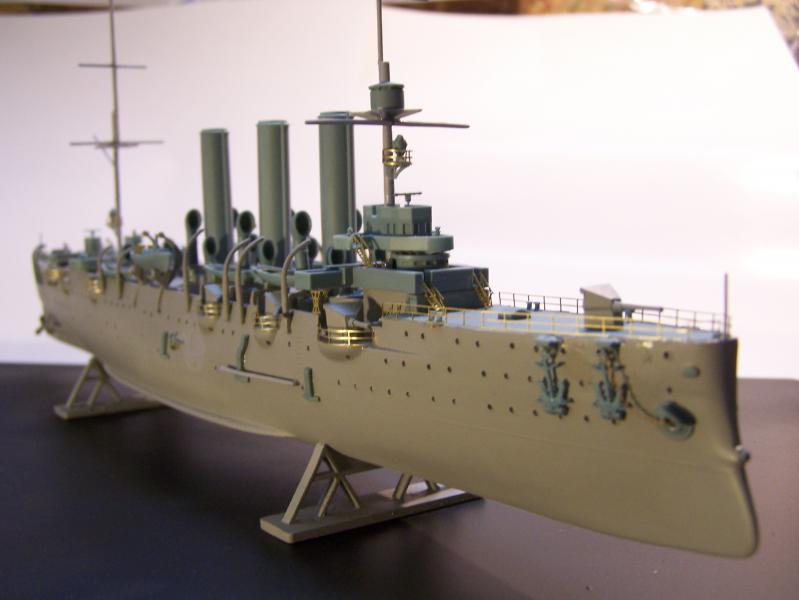 ARK MODELS 40001 Modellbausatz 1:400 Russian Navy Cruiser AURORA 1900