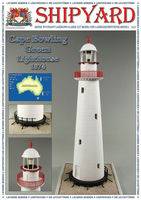 Cape Bowling Green Lighthouse nr33 skala 1:87