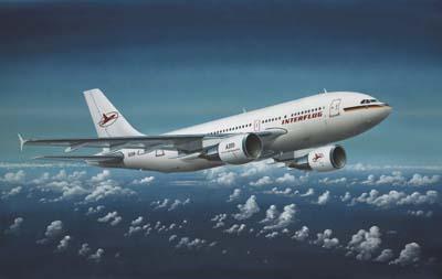 Airbus A310 INTERFLUG