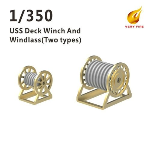 USS Windlass (2 types, 30 sets) - Image 1