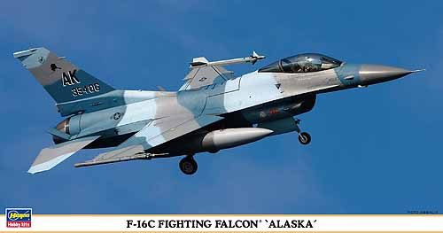 F-16C FIGHTING FALCON ALASKA - Image 1