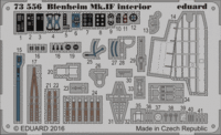 Blenheim Mk.IF interior AIRFIX 04059 - Image 1