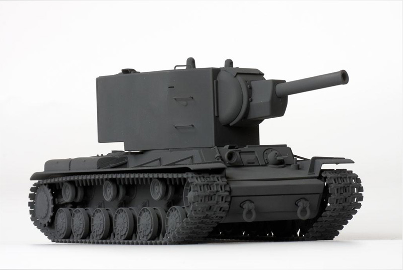 1:35 Zvezda #3608 KV-2 Soviet Heavy Tank USSR Russia WW II