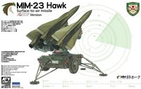 MIM-23 Hawk Surface-to-air missile JGSDF Version