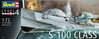 German Fast Attack Craft S-100 Class