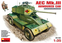 AEC Mk.III ARMOURED CAR