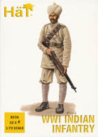 WWI Indian Infantry - Image 1