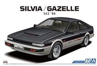 Nissan S12 Silvia/Gazelle Turbo RS-X 1984
