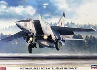 MiG-25RBT Foxbat `Russian Air Force`